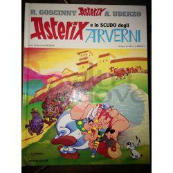 Asterix e lo scudo degli arverni     Mondadori Francesi