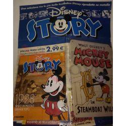 Disney Story - Collezione Locandine in metallo 1   Disney Story DeAgostini Vintage