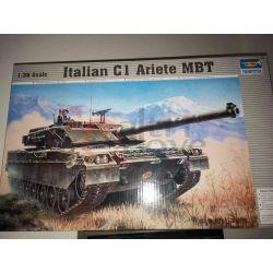 Italian C1 Ariete MBT scala 1:35     Trumpeter Scatola Di Montaggio