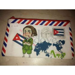 Astuccio Anime Hetalia: Axis Powers - Cuba      Borse