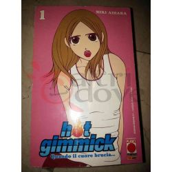 Hot Gimmick Quando il cuore brucia... - Sequenza 1-6   Manga Dream Panini Comics Giapponesi