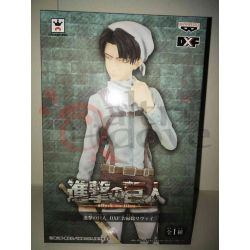 Attack on Titan Levi - Cleaning Version DXF    L'attacco dei Giganti Bandai Action Figure