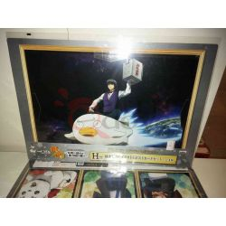 Tribute Artworks poster + 3 cards Elizabeth - ICHIBAN KUJI SET     Bandai Parete