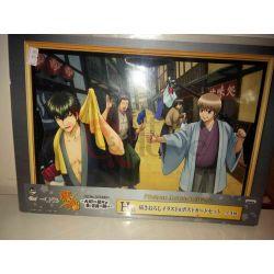Tribute Artworks poster + 3 cards nel vicolo - ICHIBAN KUJI SET     Bandai Parete