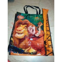 Shopper Disney - The Lion King - Il Re Leone - Tela cerata      Borse