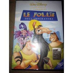 Le Follie dell'Imperatore - I Classici     Disney DVD