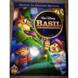 Basil l'Investigatopo Mistero In Edizione Speciale     Disney DVD
