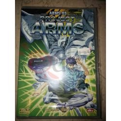 Project Arms 3    Yamato DVD