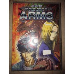Project Arms 5    Yamato DVD