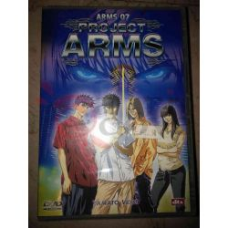 Project Arms 7    Yamato DVD