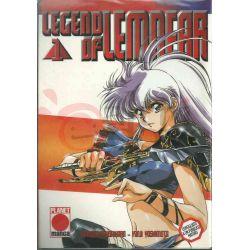 Legend Of Lemnear - Serie Completa 1-3  URUSHIHARA Satoshi  Panini Comics Giapponesi