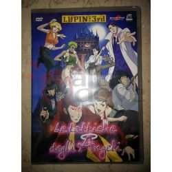 Lupin the 3rd Le tattiche degli Angeli     Yamato DVD