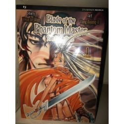 Blade of the Phantom Master Shin Angyo Onshi (serie di 17) - Sequenza Da 1 a 14    J-Pop Giapponesi