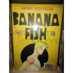Banana Fish - Sequenza Da 1 a 10    Panini Comics Giapponesi