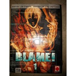 Blame! - Serie completa Da 1 a 10    Panini Comics Giapponesi