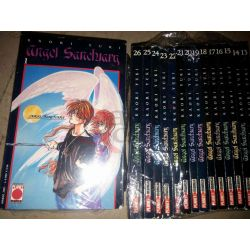 Angel Sanctuary - Sequenza Da 1 a 17    Panini Comics Giapponesi
