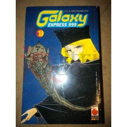Galaxy Express 999 - Sequenza Da 1 a 5    Panini Comics Giapponesi