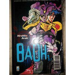 Baoh - Serie Completa 1-3    Star Comics Giapponesi