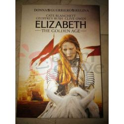 Elizabeth - The Golden Age  ASANO Inio    DVD