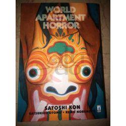 World Apartament Horror v.unico KON/OTOMO/NOBUMOTO  Storie di Kappa 136 Star Comics Giapponesi