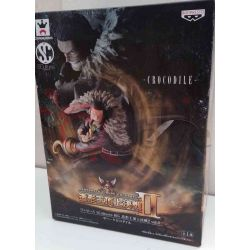 Crocodile Scultures Big     Banpresto Action Figure