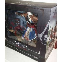 Assassin's Creed Iv Black Flag - Edward Kenway: The Assassin Pirate     Ubisoft Action Figure