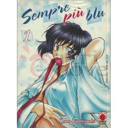 Sempre Piu Blu - Serie Completa 1-18  FUMIZUKI Kou  Panini Comics Giapponesi