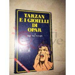 Tarzan e i gioielli di Opar  BURROUGHS Edgar Rice  Biblioteca Periodica Marzocco Giunti Bemporad Marzocco Avventura