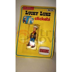 Set Lucky Luke - Lucky Luke     Comansi Action Figure