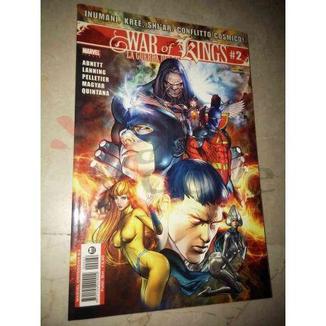 La Guerra dei Re 2   Marvel Crossover  62 Panini Comics Americani