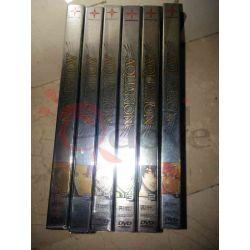 Aquarion - serie completa 1-6    Mediafilm DVD