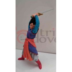 Dragon Ball Z Goku     Banpresto Action Figure