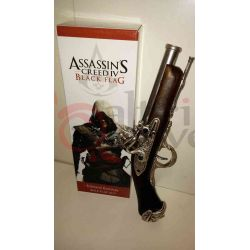 Assassin's Creed Iv Black Flag - Role Play Gun (canna Liscia)     Ubisoft Cosplay