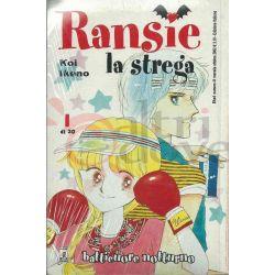Ransie La Strega - Serie Completa 1-30  IKENO Koi Shot Da 41 A 70 Star Comics Giapponesi