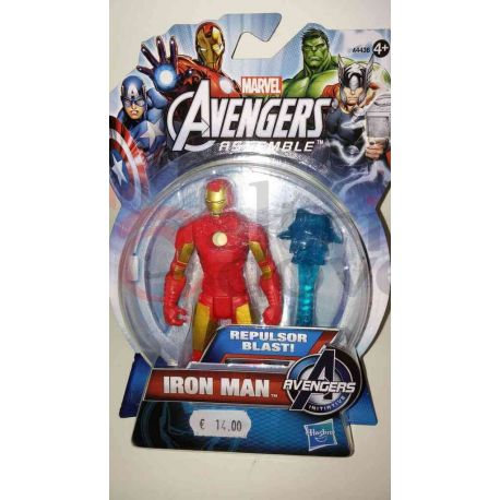 Avengers Assemble - Iron Man     Hasbro Action Figure