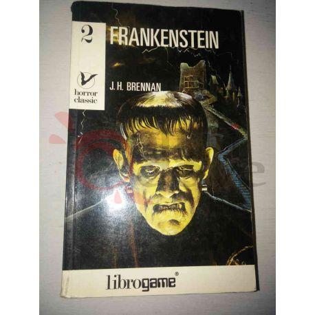 Frankenstein 2   Horror classic Ed. E. Elle-Trieste Librogame