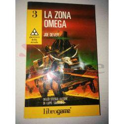 La zona Omega 3   Guerrieri della strada Ed. E. Elle-Trieste Librogame