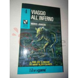 Viaggio all'inferno 4   Blood Sword Ed. E. Elle-Trieste Librogame