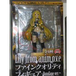 Lily From Anim.O.V.E - Bondage Ver.     Jamma Action Figure