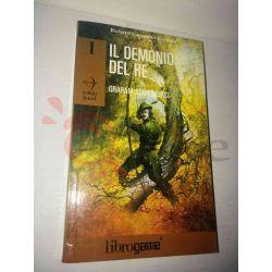 Il demonio del Re 1   Robin Hood Ed. E. Elle-Trieste Librogame