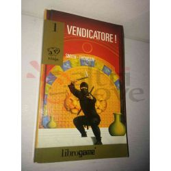 Vendicatore! 1 SMITH/THOMSON  Ninja Ed. E. Elle-Trieste Librogame