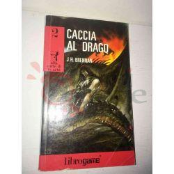 Caccia al Drago 2   alla corte di re Artù Ed. E. Elle-Trieste Librogame