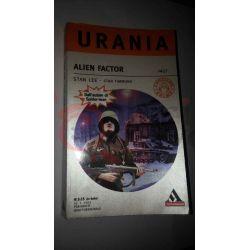 Alien Factor 1457 LEE Stan/TIMMONS Stan  Urania Mondadori Fantascienza