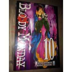 Blood Moonday - sequenza Da 1 a 10 RYUMON Ryou/MEGUMI Kouji  Point Break Star Comics Giapponesi