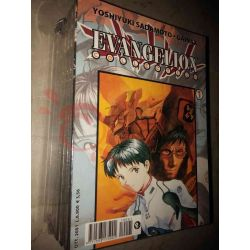 Evangelion Collection - sequenza Da 1 a 8 GAINAX/SADAMOTO Yoshiyuki   Panini Comics Giapponesi