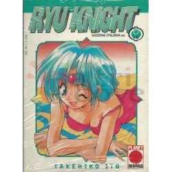 Ryu Knight - Serie Completa 1-6  ITO Takehiko  Panini Comics Giapponesi