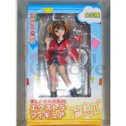 La Malinconia Di Haruhi Szumiya - Yuki Nagato Tenuta Ginnica     Furyu Action Figure