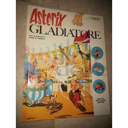 Asterix Gladiatore v. unico   Asterix cartonato Mondadori Francesi