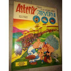 Asterix e lo Scudo degli Arverni v. unico   Asterix cartonato Mondadori Francesi