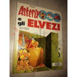 Asterix e gli Elvezi v. unico   Asterix cartonato Mondadori Francesi